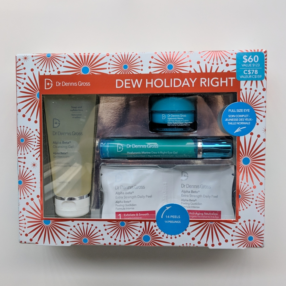 Dr Dennis Gross Dew Holiday Right Review - Super Jolie